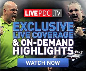 The Official Online PDC TV