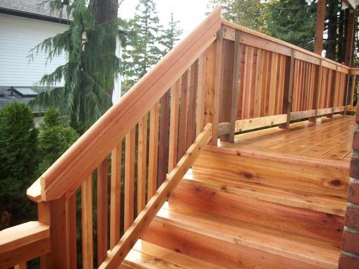 Cedar Deck Stain Review — Vanilla Craft Blog | 1000 in ...