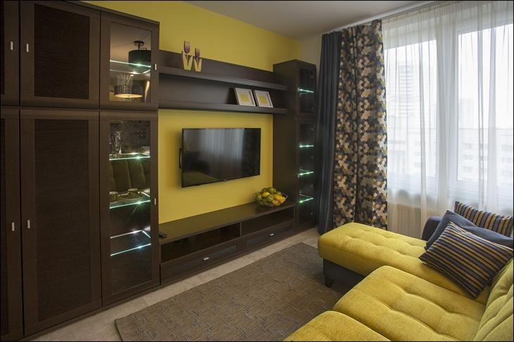 Небольшая квартира с ремонтом за 22 дня - Дизайн интерьеров   Идеи вашего дома   Lodgers