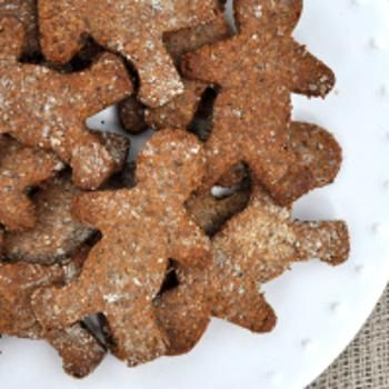 Paleo Spicy Gingerbread Cookies | Yummy Stuff | Pinterest