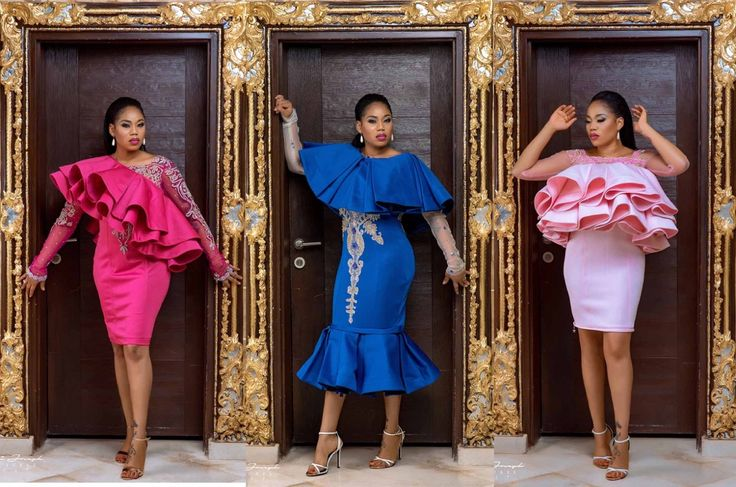 Toyin Lawani's Elegante by Tiannah Styling presents The Transformer Collection   See the Lookbook