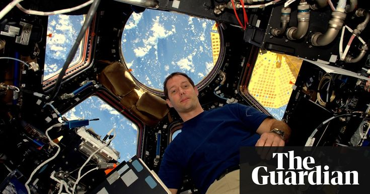 ICYMI: Astronaut Thomas Pesquet: 'Earth is just a big spaceship with a crew. It needs looking after'