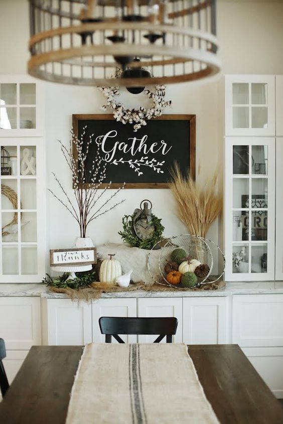 6 Dreamy Ways To Decorate Your Living Room For Fall Daily Dream Decor Fresh FarmhouseModern
