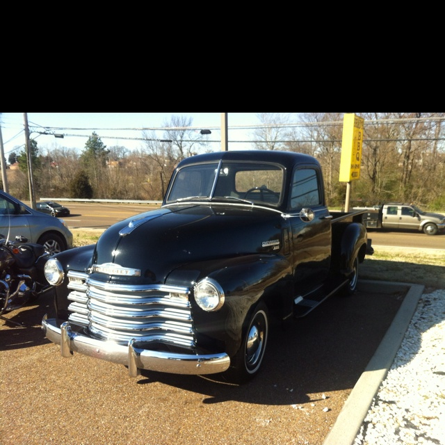 17 Best Ideas About 1951 Chevy Truck On Pinterest