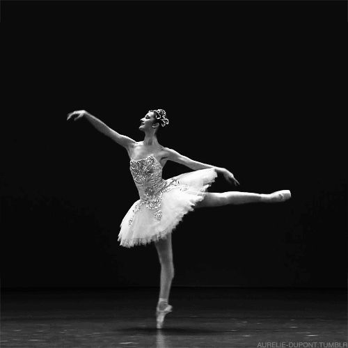 "aurelie-dupont: "" The ballerina role was engraved in my mind by Suzanne Farrell…"
