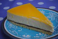 Taart en Zoet!: Frisse Sinaasappeltaart