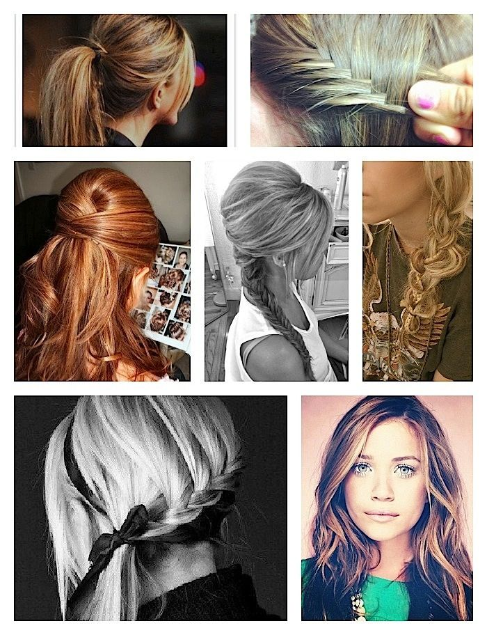 Lady and the Blog - http://www.ladyandtheblog.com/2012/11/17/100-top-hairstyles-every-woman-should-try-braids-curls-up-dos-and-more/