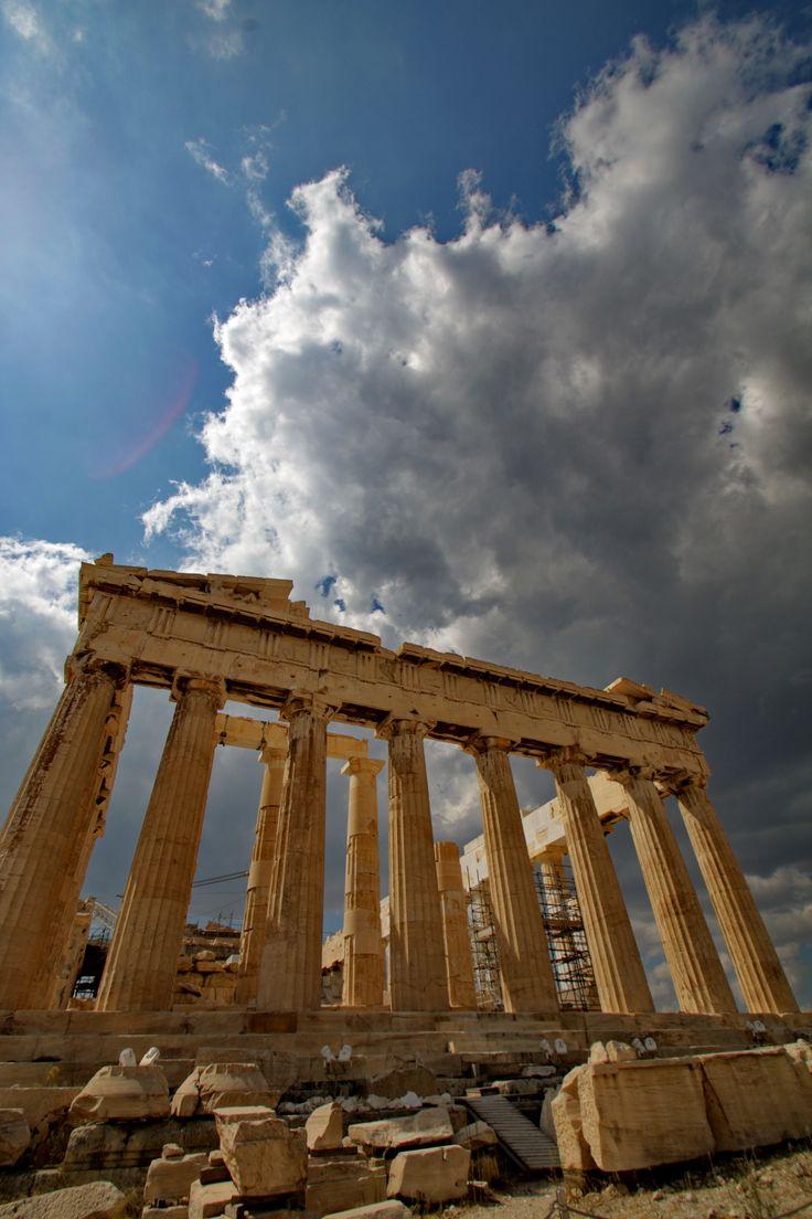 Parthenon, Athens.