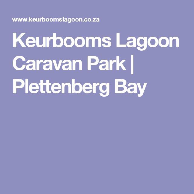 Keurbooms Lagoon Caravan Park | Plettenberg Bay