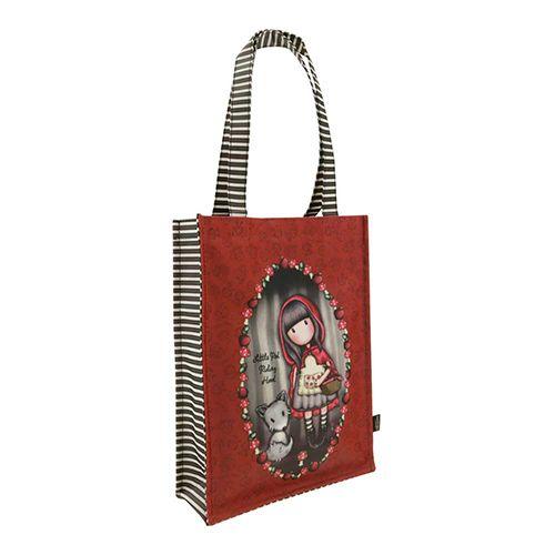 8fb2a2f78b3 Santoro gorjuss Τσάντα ώμου καμβάς «Little Red Riding Hood» 290GJ18 ...
