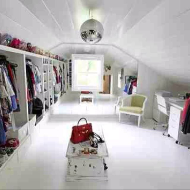 Attic conversion with style