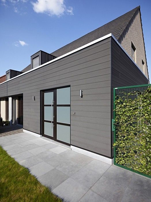 Exterior Composite Wall Panels : Best images about wpc outdoor wall panel on pinterest