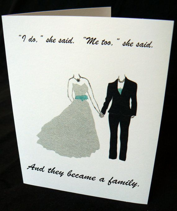 17 best ideas about gay wedding invitations on pinterest | lgbt, Wedding invitations