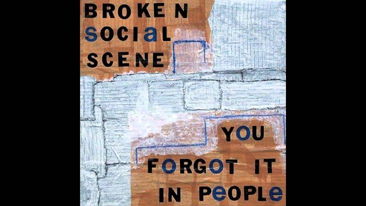 Broken Social Scene - You Forgot It in People (Full Album)