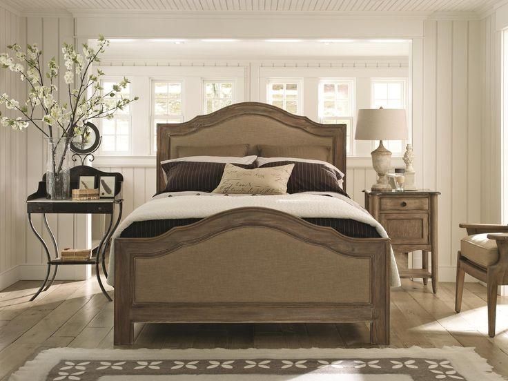 Cobblestone bedroom king size master bedroom - Furnitureland south bedroom furniture ...