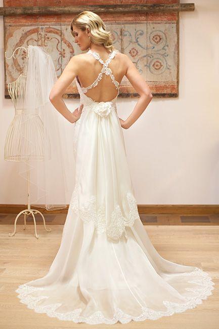 Abito sposa collezione Astrea, modello 006