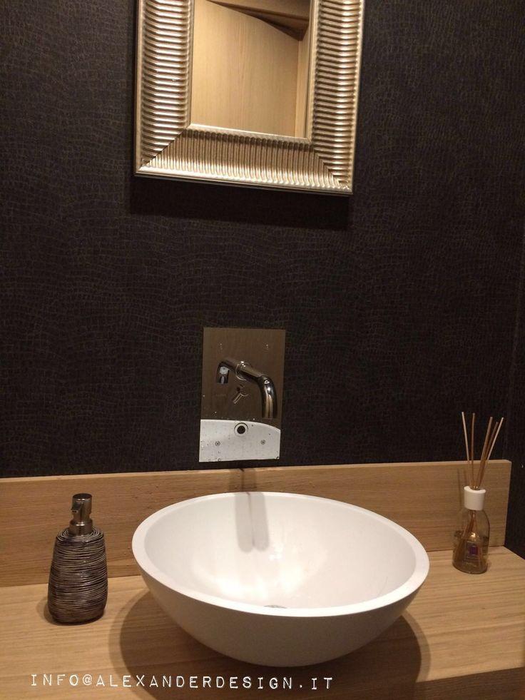 Lavabo Orsay di Alexander Design. Italy.