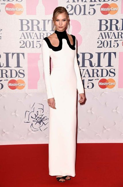 Karlie Kloss de Tom Ford #brit15