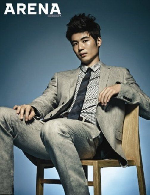 Ki Sung Yueng - Arena Homme Plus Magazine July Issue 13
