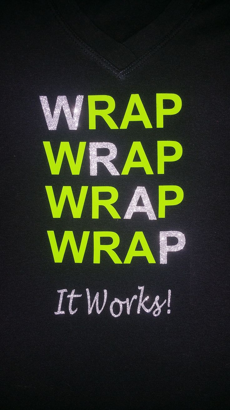 Get your blitz on, or ROCK that wrap party with your new It Works gear!    Easily transfered to shirts, bags, jackets, or your favorite yoga pants!    Vinyl adhesive, turns this into a beautiful decal for vehicles, personal items, or gifts to customers or your team!  *customization is possible and encouraged (may come at an additional cost)*  *The shirt depicted was done with vinyl heat transfer*  *Vinyl adhesive is specifically for decals* | Shop this product here…