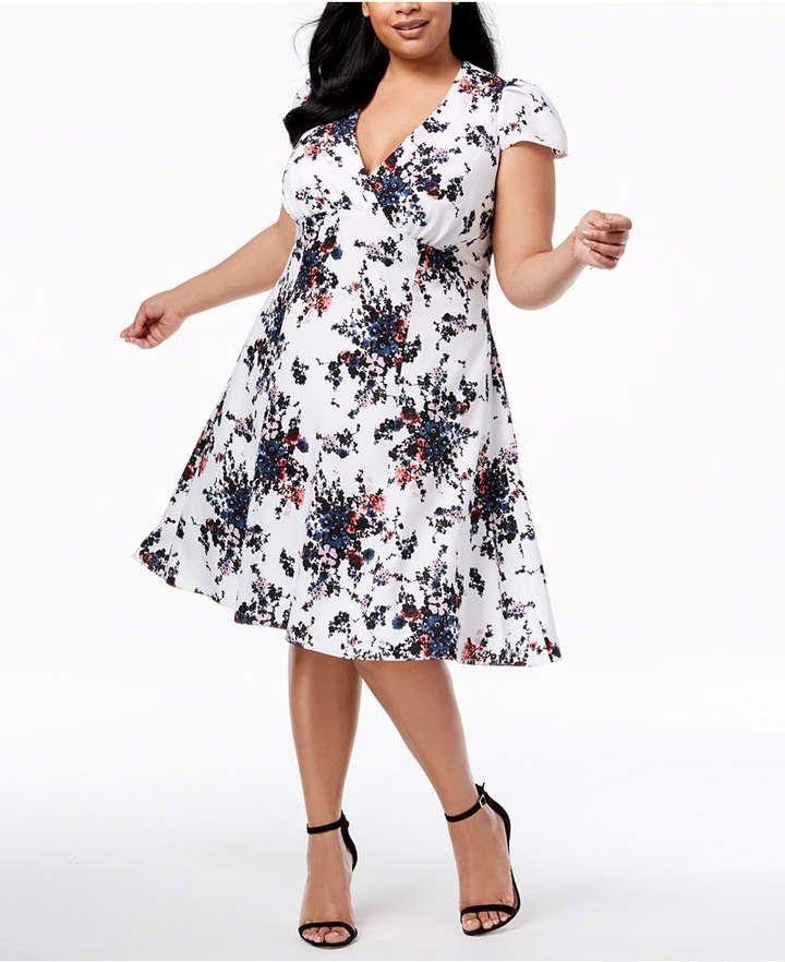 Betsey Johnson Plus Size Dresses