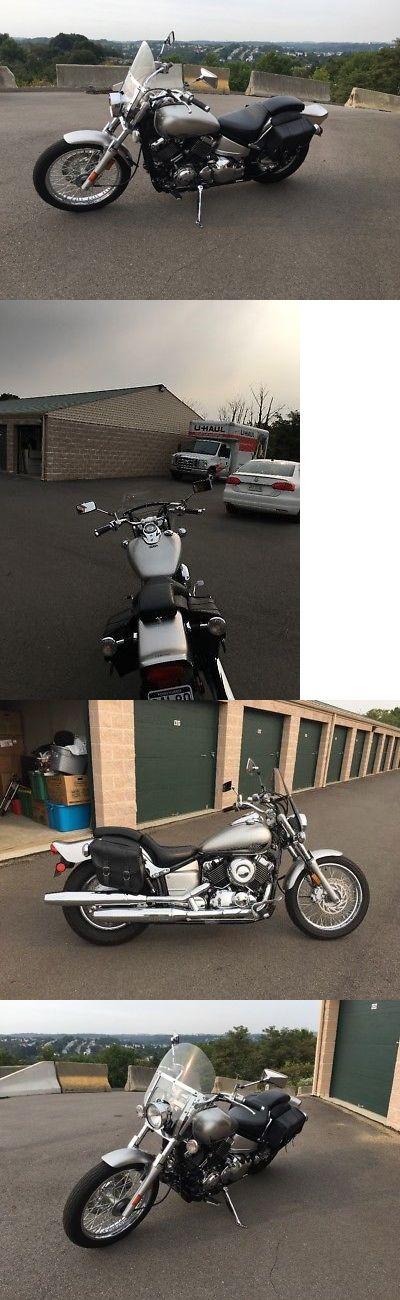 Motorcycles: 2014 Yamaha V Star Custom Motorcycle -> BUY IT NOW ONLY: $100 on eBay!