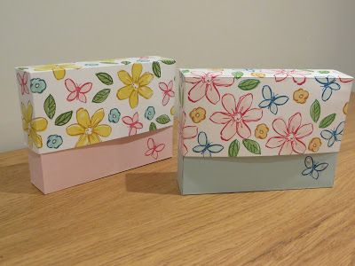 CraftyCarolineCreates: Stationary Set Tutorial using Garden in Bloom by Stampin' Up, Pootler's Blog Hop, Garden in Bloom