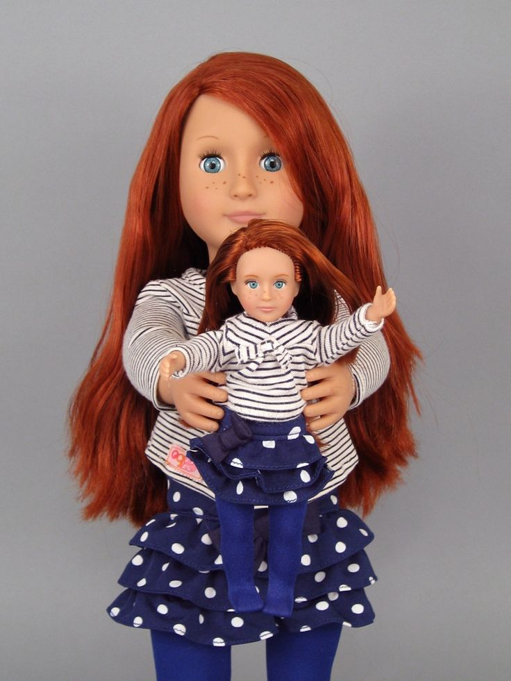 Our Generation Mini Dolls by Battat | The Toy Box Philosopher