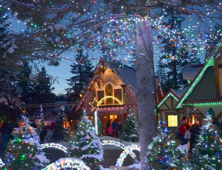 Santa's Village, Jefferson, New Hampshire 11Dec14
