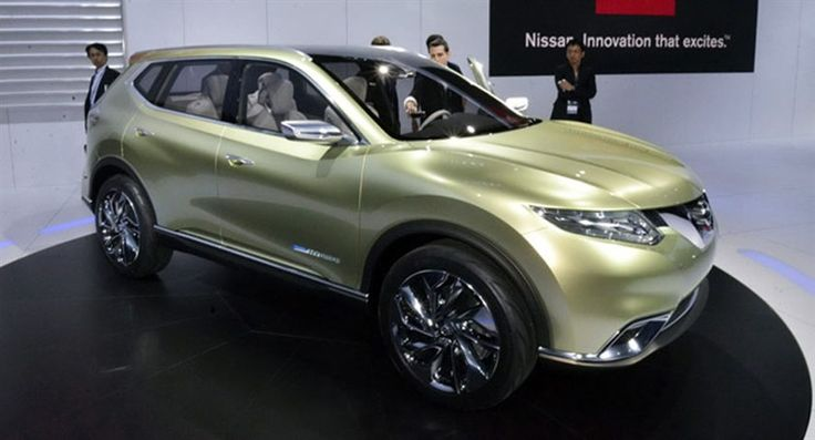 2016 nissan rouge first look photos #52 - Royage