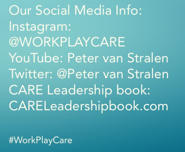 #WorkPlayCare #WorkSmart #PlayHard #CARE #FamilyBusiness #BusinessFamily