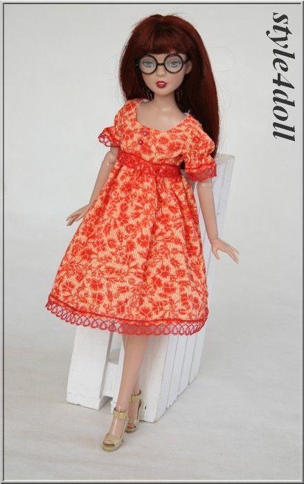 "style4doll dress for Agatha Primrose 13"" Tonner    eBay"