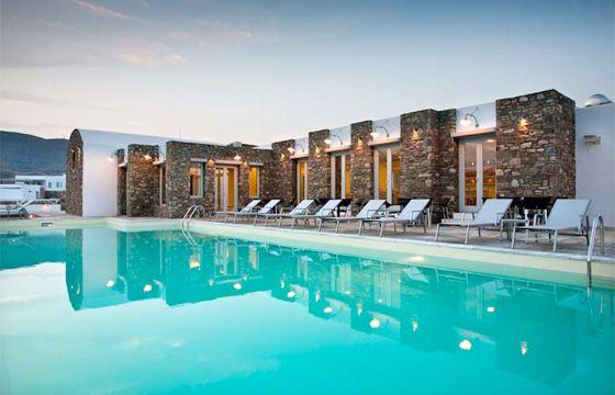 RIZES HOTEL, SERIFOS