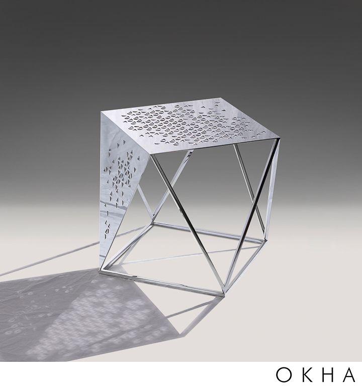 Kube Side Table