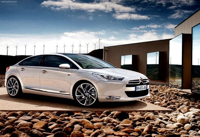 2014 Citroen C5 Introduction 2014 Citroen C5 Wallpapers – Automobile Magazine