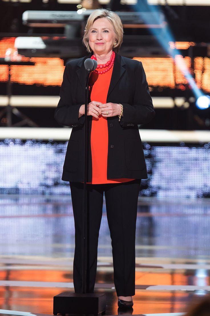 Hillary fashion crimes dresses