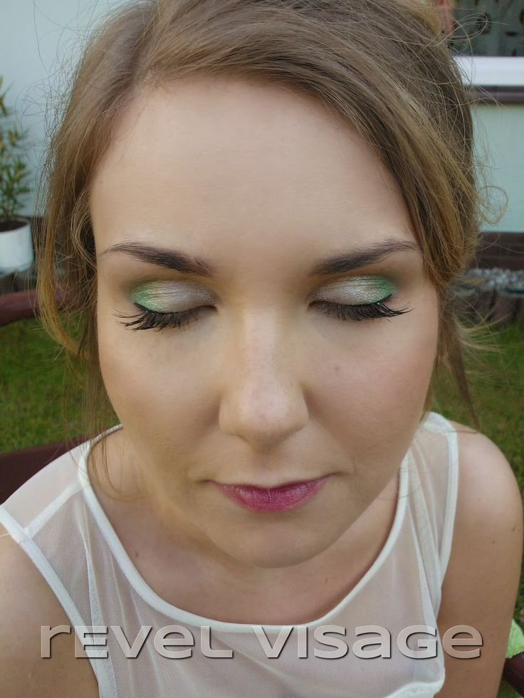 #revelvisage #makeup #eyes