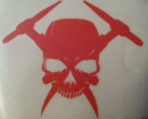 Tig welding skull Decal