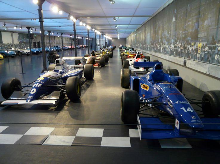 Ligier et Williams