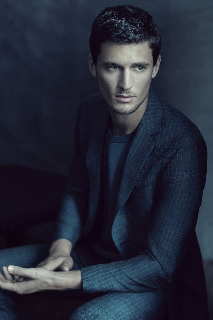 CERRUTI 1881 Spring Summer 2016 Advertising Campaign featuring Garrett Neff shot by Paolo Roversi. Discover more on CERRUTI.com
