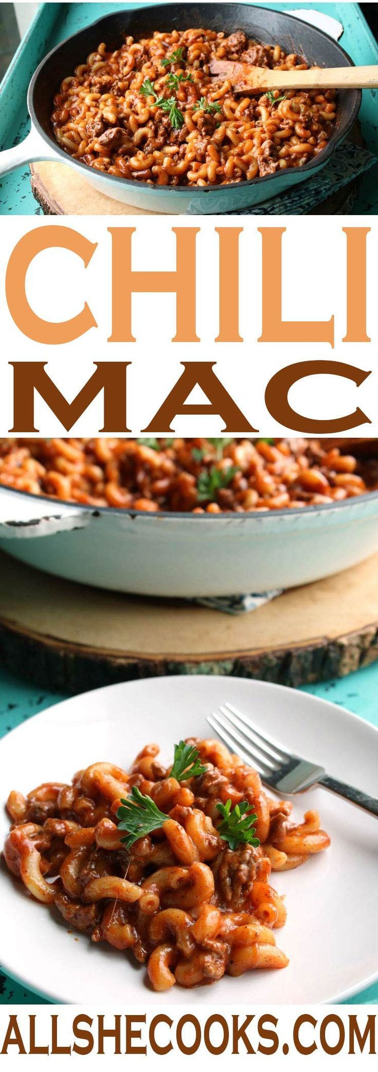 Easy home cooked meals like our Chili Mac recipe are always a winner. This recipe for Chili Mac is the best chili mac recipe worldwide in our opinion... it's that good. Easy to whip up and have supper on the table in minutes.