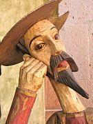 Quijote Posters - Don Quijote de la Mancha Poster by Jesus Nicolas Castanon