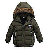Amazon Angebote VENMO Mode Kinder Mantel Mädchen Dicke Kleidung Gepolsterte Winterjacke Daunenjacke Jungen Jacke…%#Quickberater%
