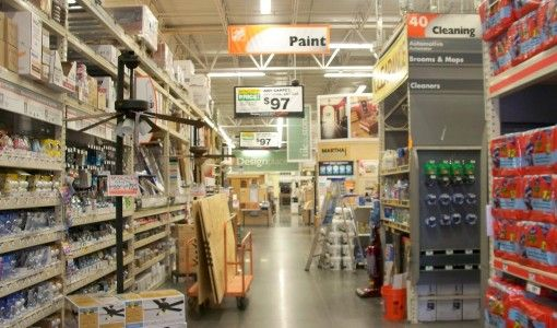 can i use lowes coupon at home depot