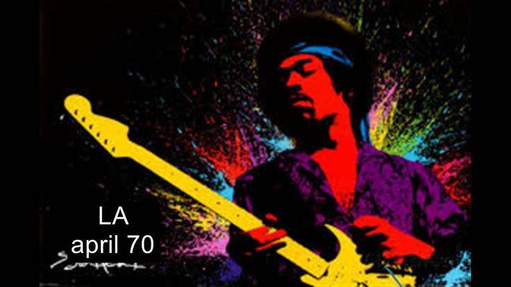 Jimi Hendrix MACHINE GUN compilation