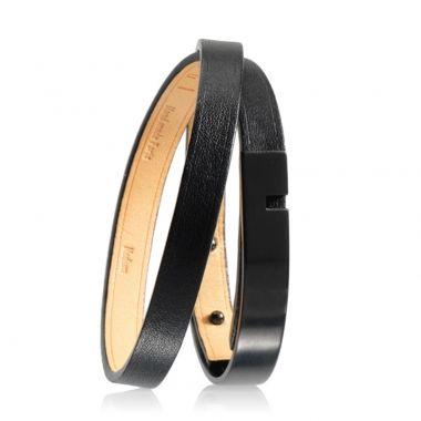 Bracelet cuir homme Ursul Paris