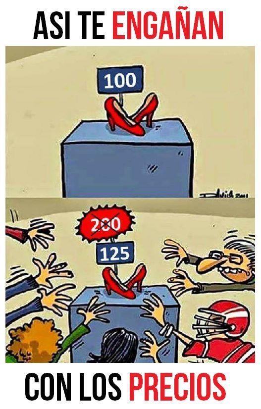 """Así funciona el efecto de la """"oferta"""""""