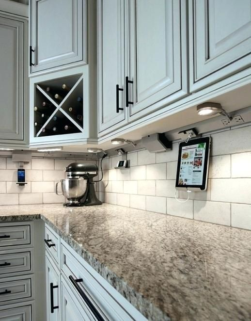 Kitchen Stunning Tablet Holder For Kitchen Wooden Kitchen Tablet