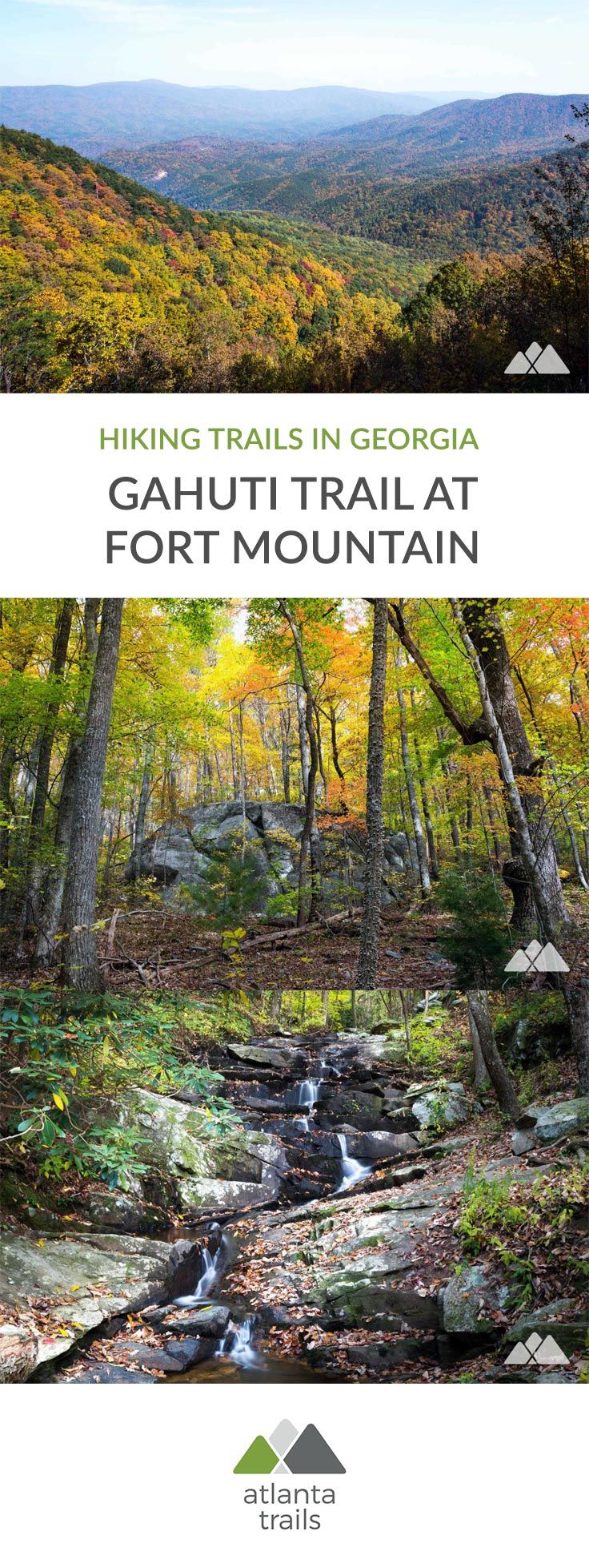 1490 Best Top Georgia Hiking Cycling Amp Running Trails