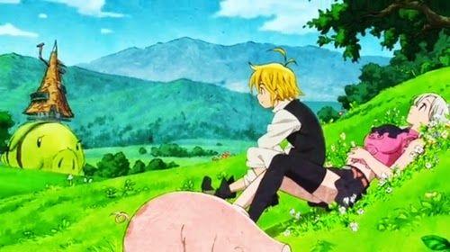 Nanatsu No Taizai Anime 2nd ED Season Alisa Takigawa